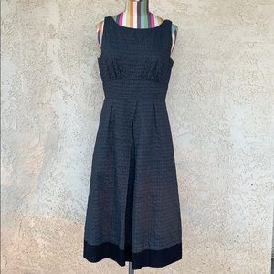 J. Crew Factory Deco-Dot Shift Dress
